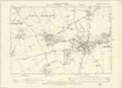 Berkshire XIV.SW - OS Six-Inch Map