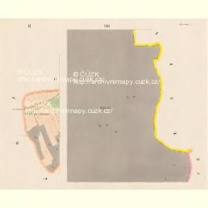 Hrobschitz (Robssicz) - c6486-1-002 - Kaiserpflichtexemplar der Landkarten des stabilen Katasters