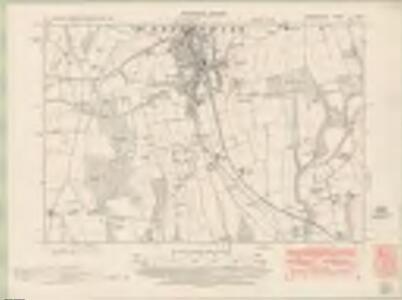 Dumfriesshire Sheet LI.NW - OS 6 Inch map
