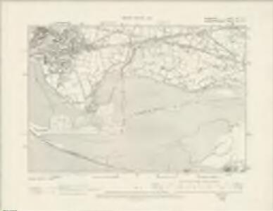 Glamorgan XXIIA.SE - OS Six-Inch Map