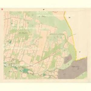 Witsche (Wiče) - m3395-1-004 - Kaiserpflichtexemplar der Landkarten des stabilen Katasters
