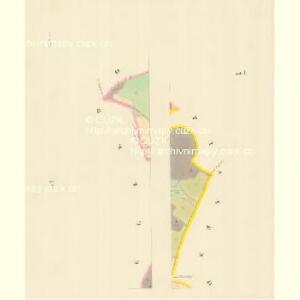 Kloppa (Klopina) - m1205-1-003 - Kaiserpflichtexemplar der Landkarten des stabilen Katasters