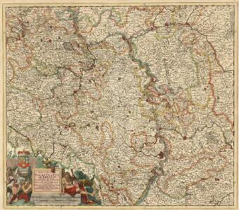 Electoratus et Palatinatus ad Rhenum