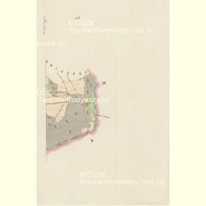 Bistrey - c0714-1-003 - Kaiserpflichtexemplar der Landkarten des stabilen Katasters