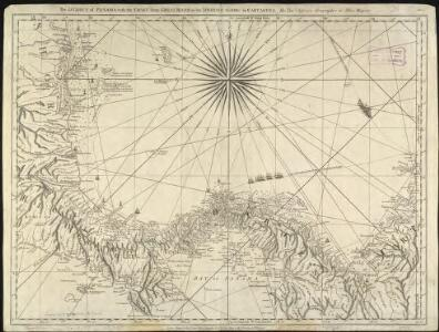 The Isthmus of Panama with the coast from Great River on the Moskito shore to Cartagena