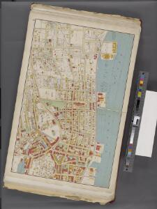 Westchester, Double Page Plate No. 6 [Map bounded by Morris St., Hudson River, Well Ave., Cromwell Pl., Palisade Ave., Elm St.] / prepared under the direction of Joseph R. Bien, from general surveys and official records.