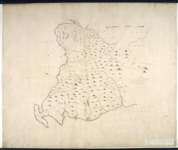 A mape of the west of Scotland containing Clydsdail, Nithsdail, Ranfrew, Shyre of Ayre, & Galloway / authore Jo. Adair.