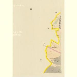 Drahonitz (Drahonice) - c1495-1-002 - Kaiserpflichtexemplar der Landkarten des stabilen Katasters