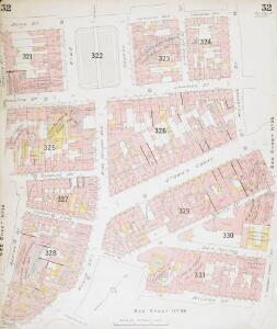Insurance Plan of Bristol Vol II: sheet 32