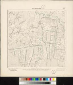 Meßtischblatt 1364 : West- Rhauderfehn, 1900