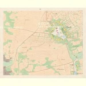 Gillowitz - c2900-1-003 - Kaiserpflichtexemplar der Landkarten des stabilen Katasters