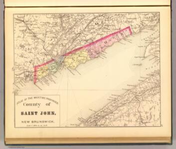 St. John Co., N.B.