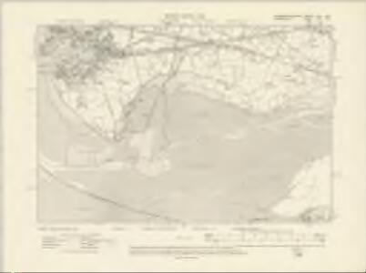 Carmarthenshire LVIII.SE - OS Six-Inch Map