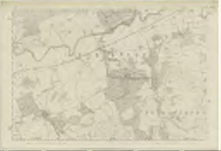 Perthshire, Sheet CIX - OS 6 Inch map
