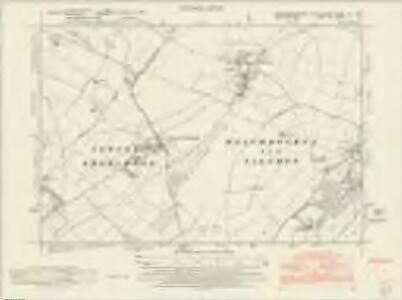 Northamptonshire XL.SE - OS Six-Inch Map