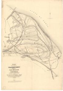 Plan of the estate of Craigentinny.