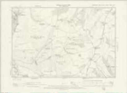 Hampshire & Isle of Wight XCIV.SE - OS Six-Inch Map