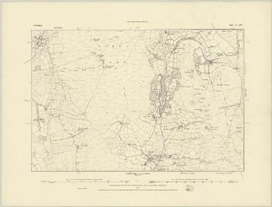 Devonshire XCIX.NE - OS Six-Inch Map