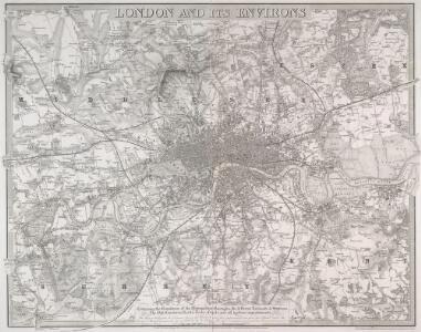 LONDON AND ITS ENVIRONS 241