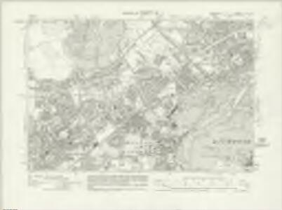 Middlesex XX.NE - OS Six-Inch Map