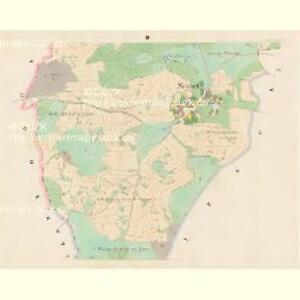 Neudorf (Nowawes) - c5231-1-003 - Kaiserpflichtexemplar der Landkarten des stabilen Katasters