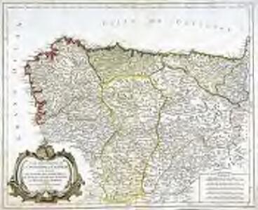 Partie septentrionale de la couronne de Castille