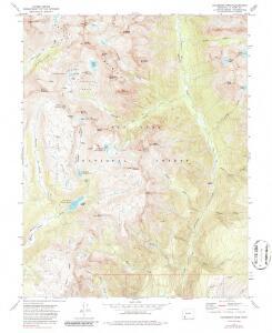 Columbine Pass