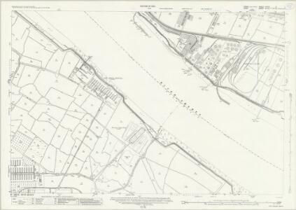 Essex (New Series 1913-) n XCIV.8 (includes: Dartford; Stone; Thurrock) - 25 Inch Map