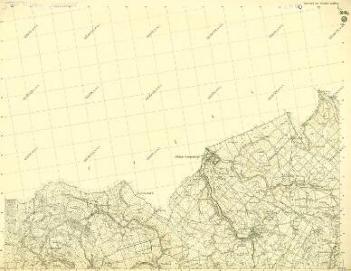 III. vojenské mapování 3849/2