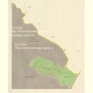 Koritna - m1278-1-005 - Kaiserpflichtexemplar der Landkarten des stabilen Katasters