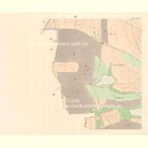 Gamnitz - c2820-1-003 - Kaiserpflichtexemplar der Landkarten des stabilen Katasters