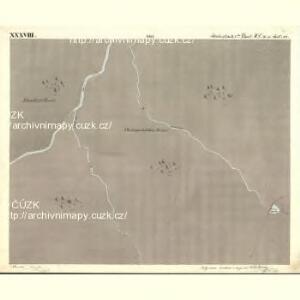 Stubenbach I. Theil - c6088-1-035 - Kaiserpflichtexemplar der Landkarten des stabilen Katasters