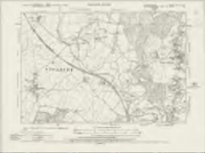 Bedfordshire XXVIII.NW - OS Six-Inch Map