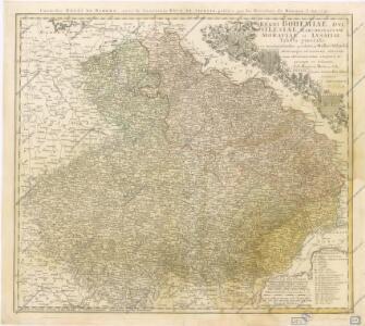 Regni Bohemiae, Dvc. Silesiae, Marchionatuum Moraviae et Lusatiae