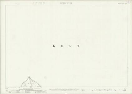 Surrey XXI.10 (includes: Orpington) - 25 Inch Map