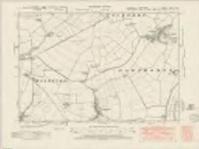 Yorkshire CCLIII.SE - OS Six-Inch Map