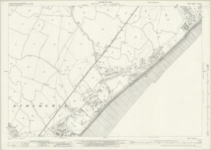 Kent LXXXII.5 (includes: Burmarsh; Dymchurch) - 25 Inch Map