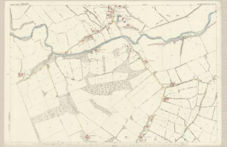 Cumberland LVIII.14 (includes: Dacre) - 25 Inch Map