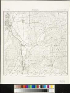 Meßtischblatt 3046 : Zehdenick, 1936