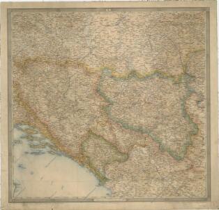 Bez titulu: Bosna, Srbsko a Černá hora
