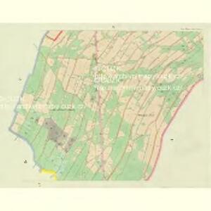 Ober Hennersdorf - c2060-1-004 - Kaiserpflichtexemplar der Landkarten des stabilen Katasters