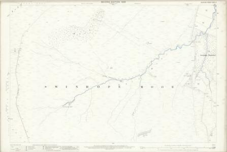 Durham XXXI.5 (includes: Forest And Frith; Stanhope) - 25 Inch Map