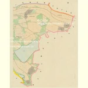 Rosiczka Hadrawowa - c1744-1-002 - Kaiserpflichtexemplar der Landkarten des stabilen Katasters