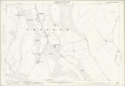 Buckinghamshire XLVI.1 (includes: Ibstone; Stokenchurch) - 25 Inch Map