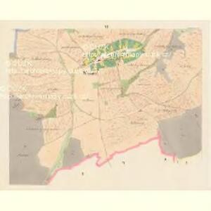 Wobora - c5347-1-005 - Kaiserpflichtexemplar der Landkarten des stabilen Katasters