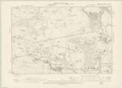 Derbyshire XVI.NE - OS Six-Inch Map