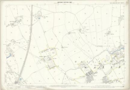 Northumberland (Old Series) LXXXIX.13 (includes: Newcastle Upon Tyne; Walker; Wallsend) - 25 Inch Map