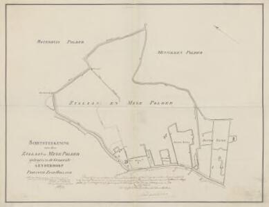 Zijllaan- en Meijepolder, gemeente Leiderdorp.