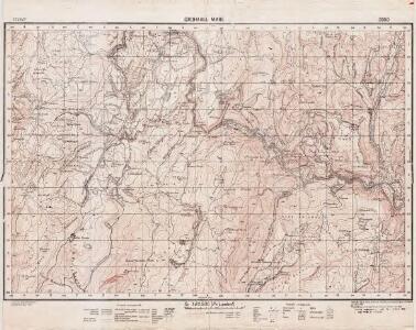Lambert-Cholesky sheet 2050 (Grohanul Mare)