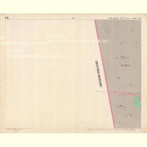 Klentsch - c3143-1-009 - Kaiserpflichtexemplar der Landkarten des stabilen Katasters